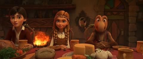 кадр №234424 из фильма Снежная королева 3: Огонь и Лёд