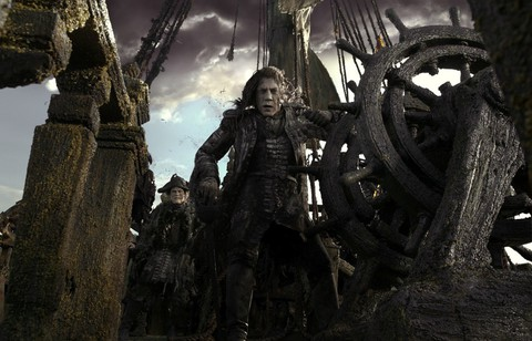 кадр №234743 из фильма Пираты Карибского моря: Мертвецы не рассказывают сказки