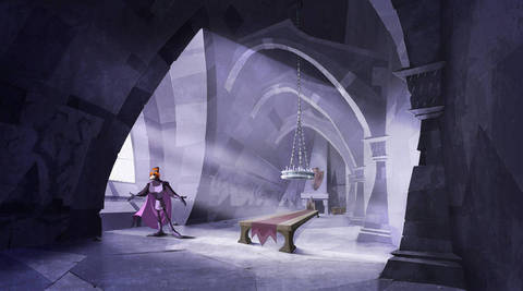 кадр №235019 из фильма Отважный рыцарь