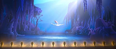кадр №235232 из фильма Балерина