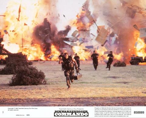 кадр №23552 из фильма Коммандо