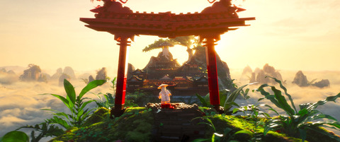 кадр №235717 из фильма Лего Ниндзяго Фильм