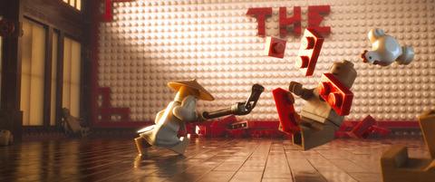 кадр №235718 из фильма Лего Ниндзяго Фильм