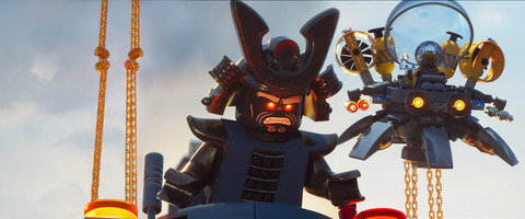 кадр №236123 из фильма Лего Ниндзяго Фильм
