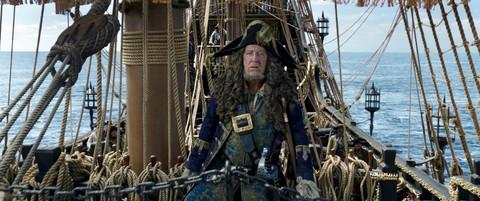 кадр №236165 из фильма Пираты Карибского моря: Мертвецы не рассказывают сказки