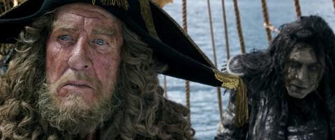 кадр №236166 из фильма Пираты Карибского моря: Мертвецы не рассказывают сказки