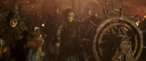 кадр №236168 из фильма Пираты Карибского моря: Мертвецы не рассказывают сказки