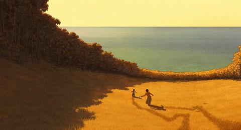 кадр №236309 из фильма Красная черепаха
