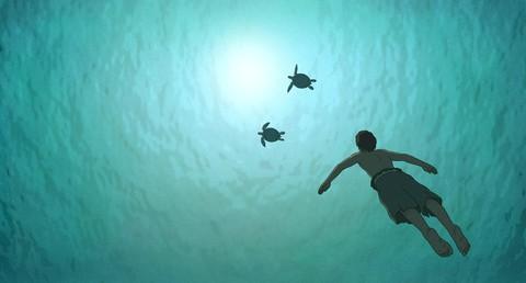 кадр №236310 из фильма Красная черепаха