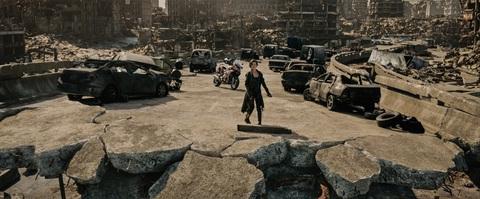 кадр №236366 из фильма Обитель зла: Последняя глава