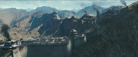 кадр №236405 из фильма Великая стена