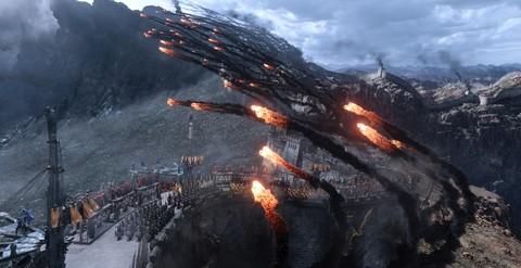 кадр №236412 из фильма Великая стена