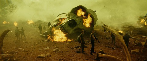 кадр №237097 из фильма Конг: Остров Черепа