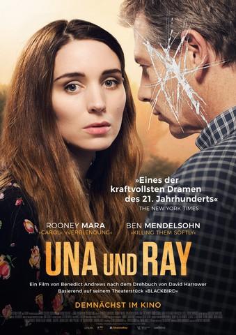 плакат фильма постер Уна