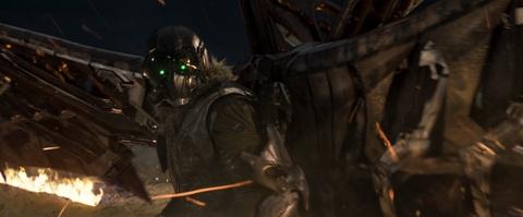 кадр №237971 из фильма Человек-паук: Возвращение домой