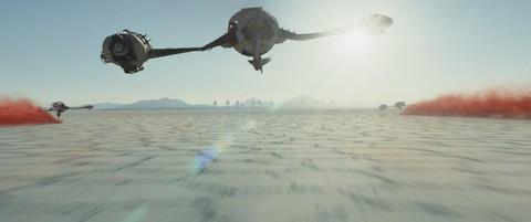 кадр №238107 из фильма Звёздные Войны: Последние джедаи