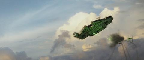 кадр №238111 из фильма Звёздные Войны: Последние джедаи