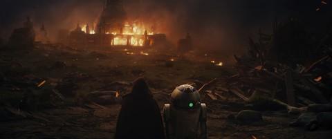 кадр №238113 из фильма Звёздные Войны: Последние джедаи