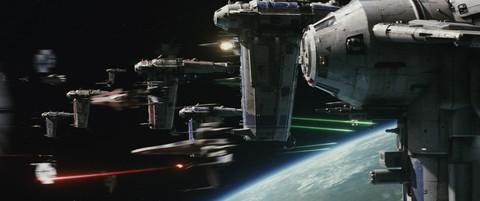 кадр №238114 из фильма Звёздные Войны: Последние джедаи