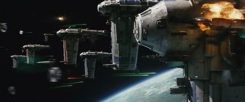 кадр №238115 из фильма Звёздные Войны: Последние джедаи