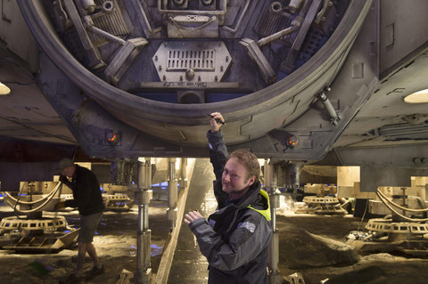 кадр №238131 из фильма Звёздные Войны: Последние джедаи