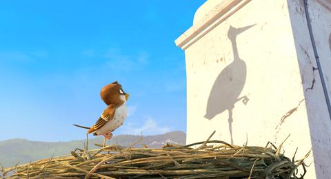 кадр №238292 из фильма Трио в перьях