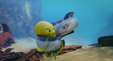 кадр №238362 из фильма Подводная эра