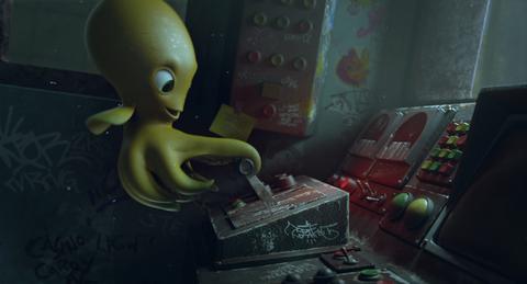 кадр №238363 из фильма Подводная эра
