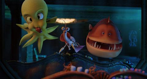 кадр №238364 из фильма Подводная эра