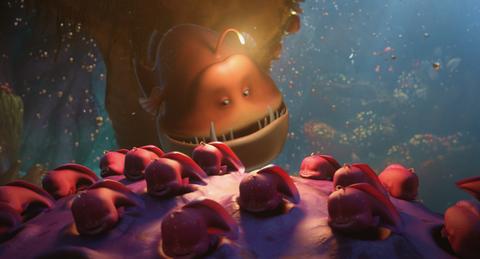 кадр №238365 из фильма Подводная эра