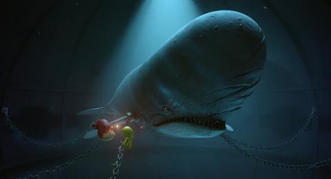 кадр №238366 из фильма Подводная эра