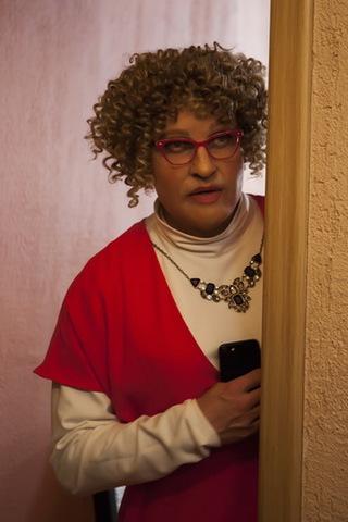 кадр №238777 из фильма Бабушка лёгкого поведения