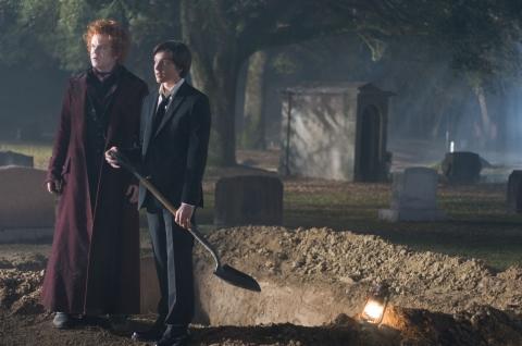 кадр №23889 из фильма История одного вампира