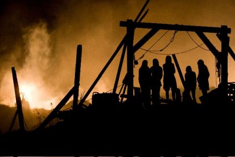 кадр №23900 из фильма Крик в общаге