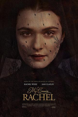 плакат фильма постер Моя кузина Рэйчел