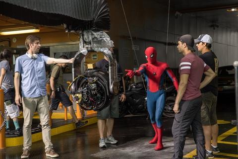 кадр №239348 из фильма Человек-паук: Возвращение домой