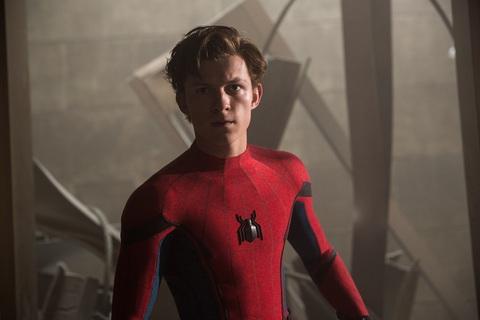 кадр №239352 из фильма Человек-паук: Возвращение домой