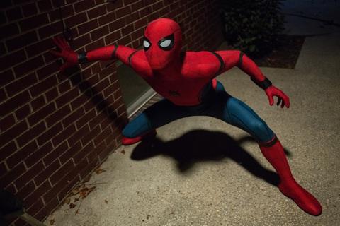 кадр №239354 из фильма Человек-паук: Возвращение домой