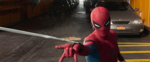 кадр №239358 из фильма Человек-паук: Возвращение домой
