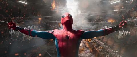 кадр №239359 из фильма Человек-паук: Возвращение домой