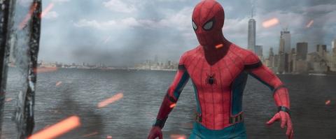 кадр №239360 из фильма Человек-паук: Возвращение домой