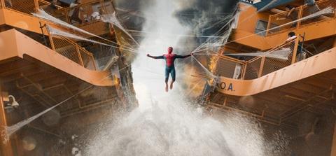 кадр №239361 из фильма Человек-паук: Возвращение домой