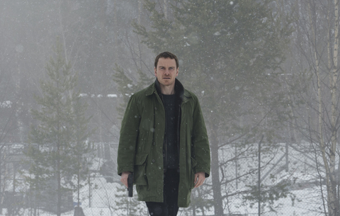 кадр №239395 из фильма Снеговик