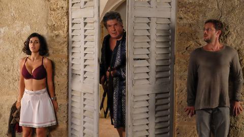 кадр №239550 из фильма Жених на двоих