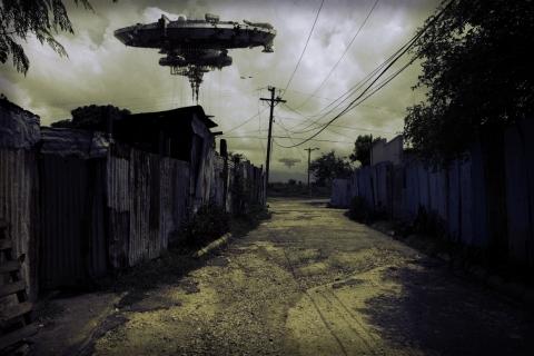 кадр №23959 из фильма Район №9