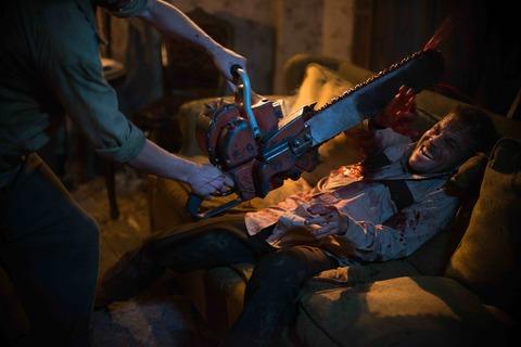 кадр №239926 из фильма Техасская резня бензопилой: Кожаное лицо