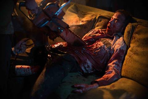 кадр №239927 из фильма Техасская резня бензопилой: Кожаное лицо