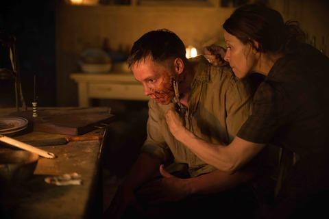 кадр №239930 из фильма Техасская резня бензопилой: Кожаное лицо