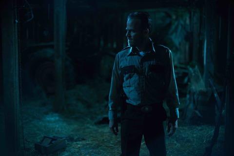 кадр №239933 из фильма Техасская резня бензопилой: Кожаное лицо