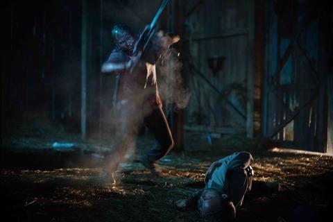 кадр №239936 из фильма Техасская резня бензопилой: Кожаное лицо